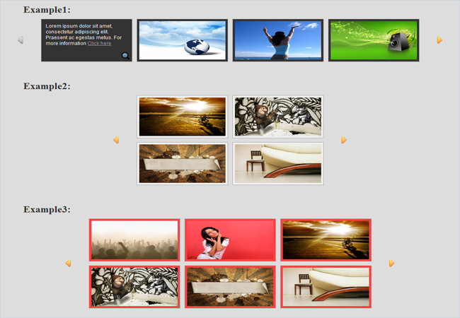 Crafted - Clean Light Photo Gallery Plugin