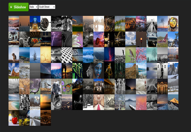 ImageGallery - jQuery Free image gallery with responsive and Touch enable