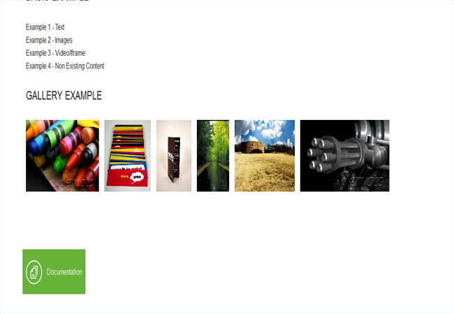 MetroBox – Unique Responsive Lightbox jQuery Gallery Plugin