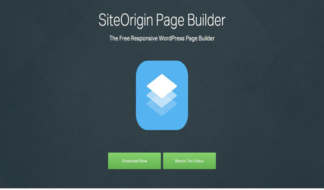 Page Builder by SiteOrigin - Free Drag and Drop WordPress Plugin