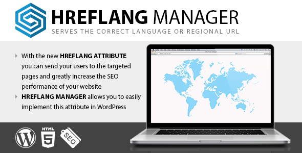 Hreflang Manager - Serve the correct Language or Regional URL