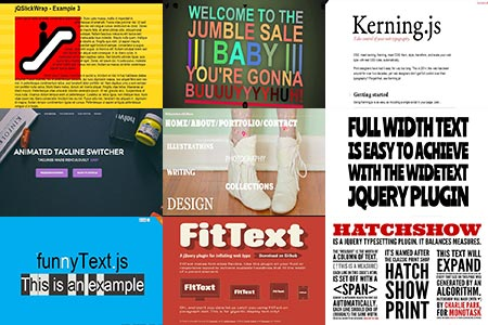 40+ Incredible jQuery Text Animation Plugins & Examples - WPFREEWARE
