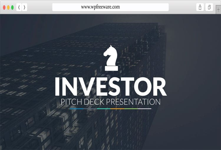 Investor Pitch Deck