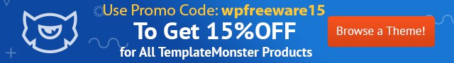 promocode templatemonster
