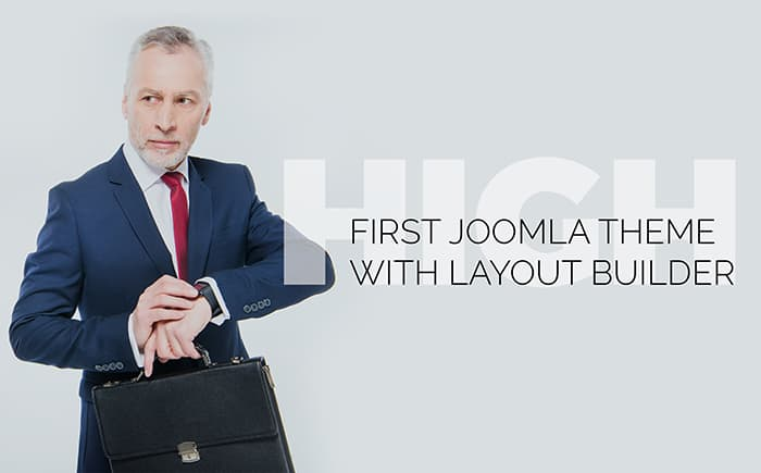 SMM Agency Joomla Template