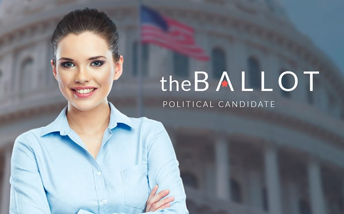 The Ballot - Political Candidate WordPress Theme