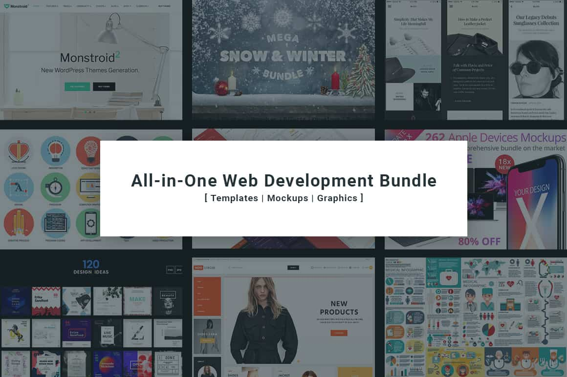 TM Web Development Bundle