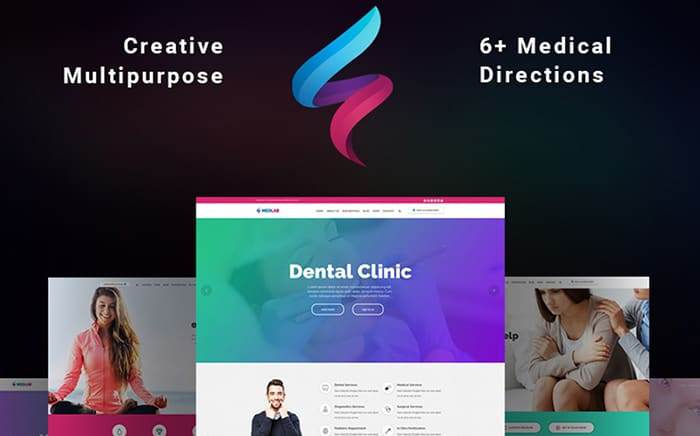 MedLab - Multipurpose Medical WordPress Theme