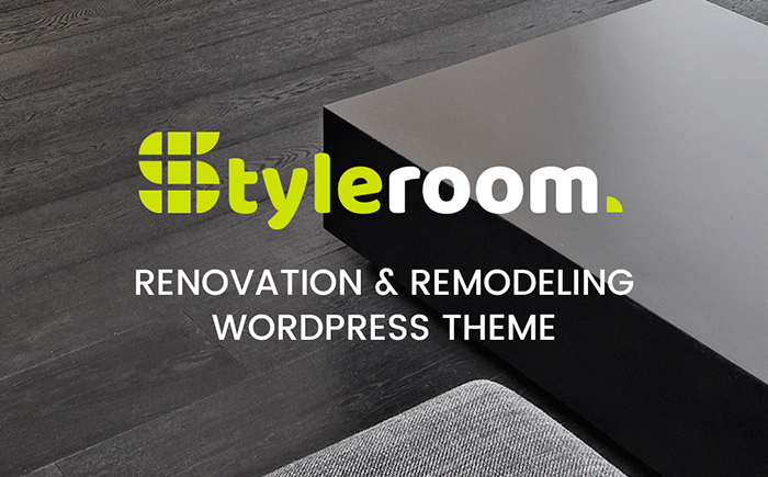 House Renovation WordPress Theme