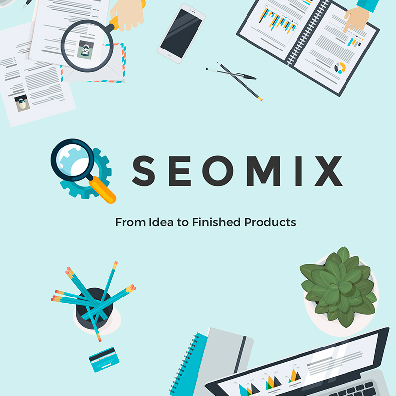 SEOmix - SEO Company WordPress Theme
