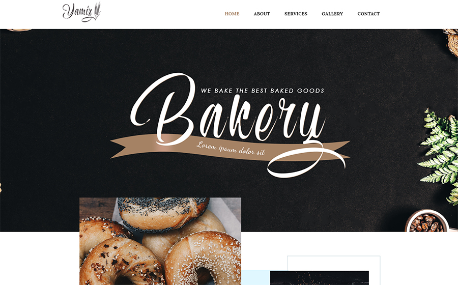 Yamiz - Bakery Multipurpose Animated Elementor WordPress Theme