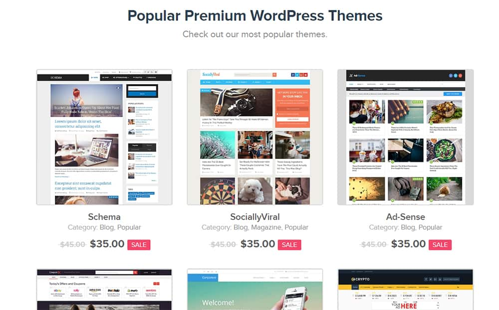 MyThemeShop Subscription