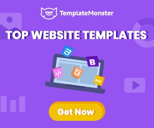 Best Website Templates from Template Monster