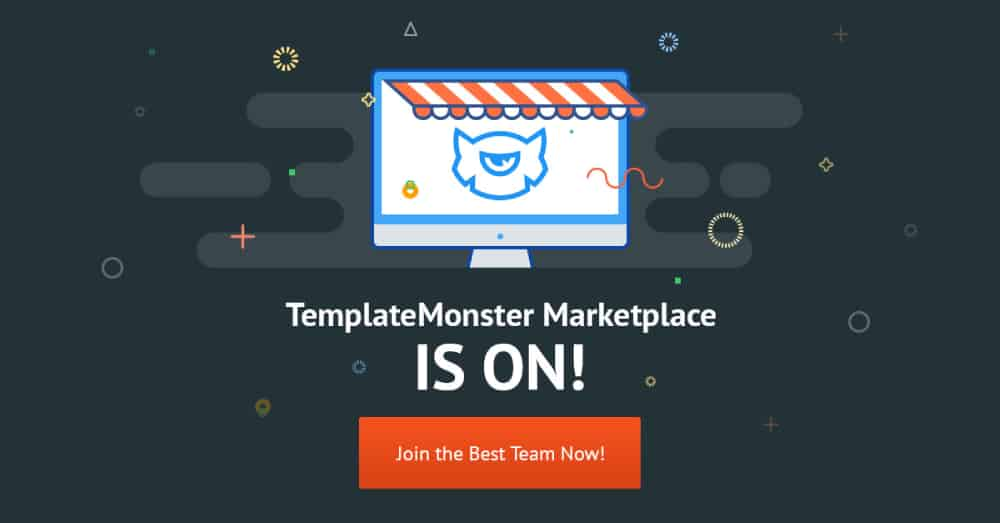 templatemonster marketplace